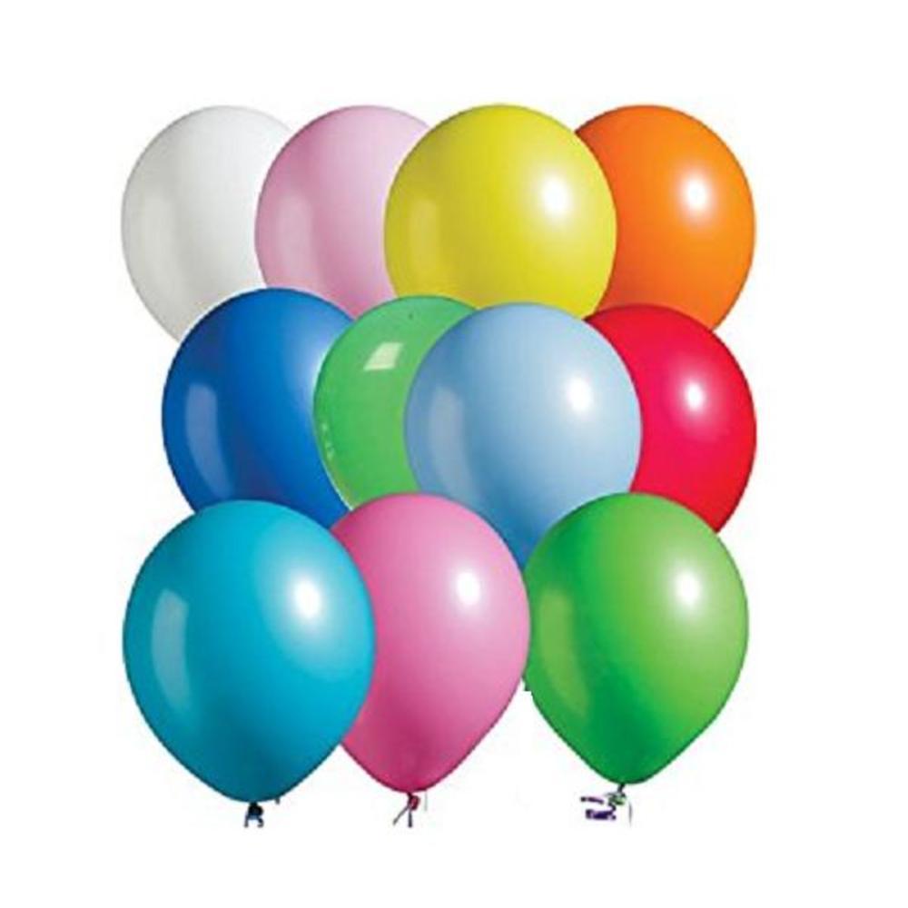 Μπαλόνια R120 ασορτί / 100 τεμ. (εξαντλήθηκαν)