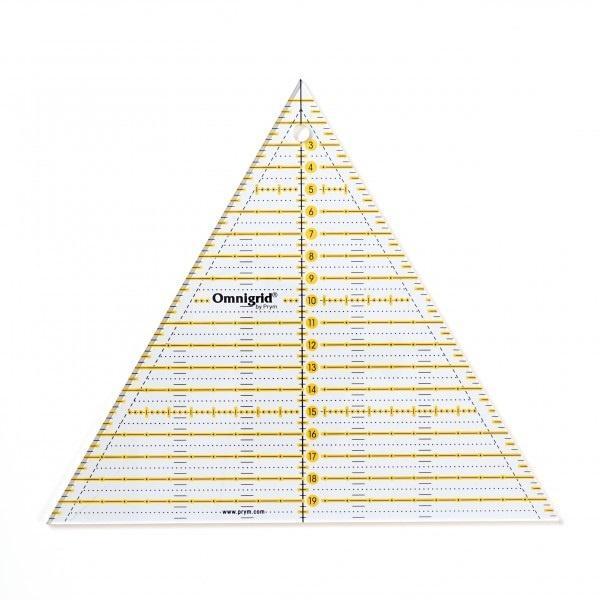 Τρίγωνο 60 μοιρών / 20cm