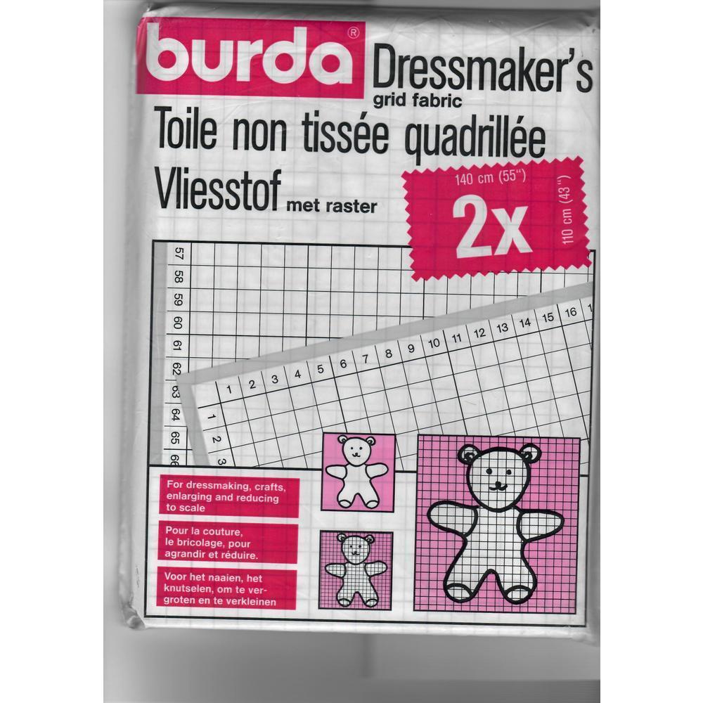 Υφασμα Burda με καρό